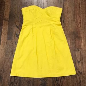 Yellow Nanette Lepore sundress